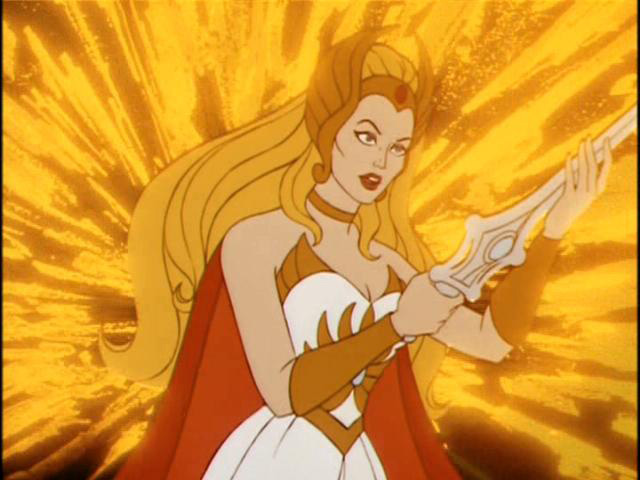 She-Ra Princess of Power cartoon information