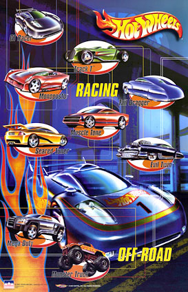 Race Car Driving >> Hot Wheels | Toonfind cartoon database