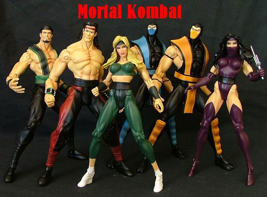 mortal kombat scorpion drawings. Mortal Kombat: The Animated