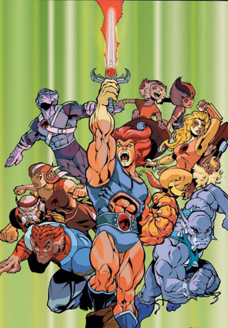 Thundercats Cartoon Characters on Thundercats Cartoon Information